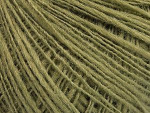 Fiber Content 50% Wool, 40% Acrylic, 10% Polyamide, Light Khaki, Brand ICE, Yarn Thickness 2 Fine  Sport, Baby, fnt2-58968