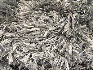 Fiber Content 100% Micro Fiber, Brand ICE, Grey, Yarn Thickness 6 SuperBulky  Bulky, Roving, fnt2-59060