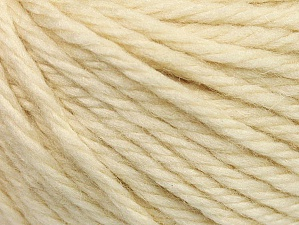 Fiber Content 60% Acrylic, 40% Wool, Brand Ice Yarns, Dark Cream, Yarn Thickness 6 SuperBulky  Bulky, Roving, fnt2-59780