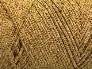 Fiber Content 100% Cotton, Light Olive Green, Brand ICE, Yarn Thickness 4 Medium  Worsted, Afghan, Aran, fnt2-60148