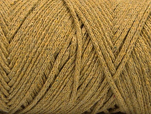 Fiber Content 100% Cotton, Light Olive Green, Brand ICE, Yarn Thickness 5 Bulky  Chunky, Craft, Rug, fnt2-60164