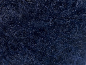 Fiber Content 100% Polyamide, Navy, Brand ICE, Yarn Thickness 4 Medium  Worsted, Afghan, Aran, fnt2-60177