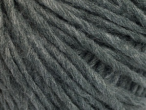 Fiber Content 100% Acrylic, Brand ICE, Grey, Yarn Thickness 4 Medium  Worsted, Afghan, Aran, fnt2-60226