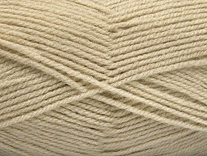Fiber Content 100% Acrylic, Brand ICE, Beige, Yarn Thickness 3 Light  DK, Light, Worsted, fnt2-60843