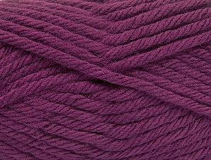 Fiber Content 100% Acrylic, Purple, Brand ICE, Yarn Thickness 6 SuperBulky  Bulky, Roving, fnt2-61091