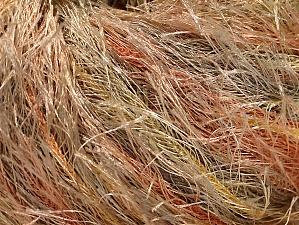 Fiber Content 100% Polyester, Yellow, Orange, Brand ICE, Cream, Camel, fnt2-61345