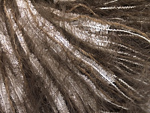 Fiber Content 50% Polyester, 50% Polyamide, White, Brand ICE, Brown, fnt2-62085