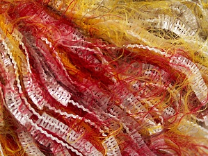 Fiber Content 50% Polyester, 50% Polyamide, Yellow, White, Red, Brand ICE, Camel, fnt2-62091