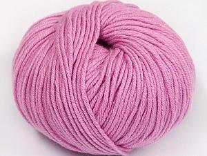 Fiber Content 50% Cotton, 50% Acrylic, Orchid, Brand ICE, fnt2-62418