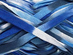 Fiber Content 100% Polyamide, Brand ICE, Blue Shades, fnt2-62585