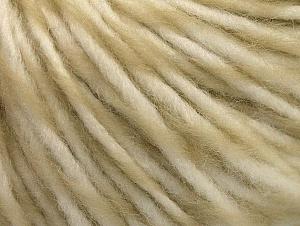 Fiber Content 55% Acrylic, 45% Wool, White, Brand ICE, Cream, fnt2-62726