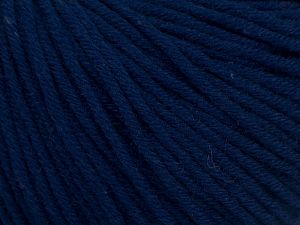 Fiber Content 50% Cotton, 50% Acrylic, Navy, Brand ICE, fnt2-62747