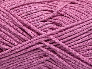 Fiber Content 50% Cotton, 50% Acrylic, Orchid, Brand ICE, fnt2-62752