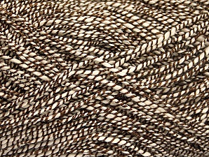 Fiber Content 66% Cotton, 5% Polyamide, 29% Viscose, Brand ICE, Cream, Brown, fnt2-62804