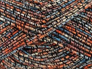 Fiber Content 70% Wool, 30% Cotton, Orange Shades, Brand ICE, Blue Shades, Black, fnt2-62813