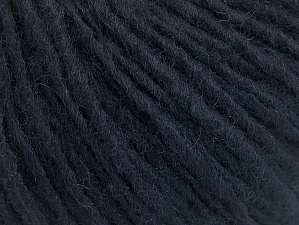 Fiber Content 50% Wool, 50% Acrylic, Brand ICE, Dark Navy, fnt2-62842