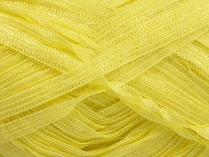 Fiber Content 100% Polyamide, Light Yellow, Brand ICE, fnt2-62930