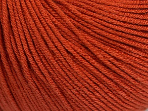 Fiber Content 60% Cotton, 40% Acrylic, Brand ICE, Copper, fnt2-63011