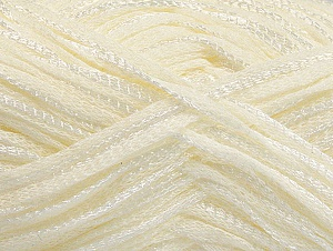 Fiber Content 50% Polyamide, 50% Acrylic, Brand ICE, Ecru, fnt2-63023