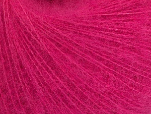 Fiber Content 34% Wool, 24% Acrylic, 21% Elite Polyester, 21% Polyamide, Brand ICE, Candy Pink, Yarn Thickness 1 SuperFine  Sock, Fingering, Baby, fnt2-63076