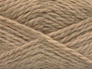 SuperBulky  Fiber Content 70% Acrylic, 30% Angora, Brand ICE, Camel, fnt2-63124