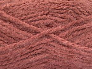 SuperBulky  Fiber Content 70% Acrylic, 30% Angora, Salmon, Brand ICE, Yarn Thickness 6 SuperBulky  Bulky, Roving, fnt2-63193