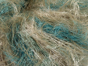 Fiber Content 100% Polyamide, Turquoise, Brand ICE, Camel, Brown, fnt2-63256