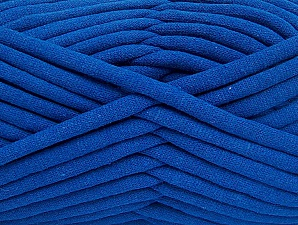 Fiberinnehåll 60% Polyamid, 40% Bomull, Brand ICE, Blue, Yarn Thickness 6 SuperBulky  Bulky, Roving, fnt2-63429