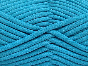 Fiber Content 60% Polyamide, 40% Cotton, Turquoise, Brand ICE, fnt2-63430