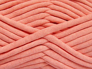 Fiberinnehåll 60% Polyamid, 40% Bomull, Light Salmon, Brand ICE, Yarn Thickness 6 SuperBulky  Bulky, Roving, fnt2-63439
