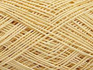 Fiber Content 60% Cotton, 28% Viscose, 10% Polyamide, Brand ICE, Cream, fnt2-63552