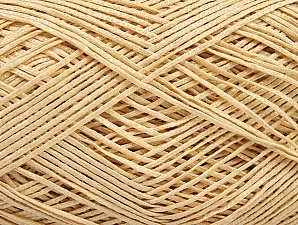 Fiber Content 60% Cotton, 28% Viscose, 10% Polyamide, Brand ICE, Dark Cream, fnt2-63553
