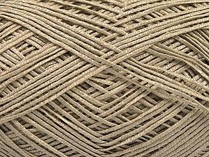 Fiber Content 60% Cotton, 28% Viscose, 10% Polyamide, Brand ICE, Camel, fnt2-63556