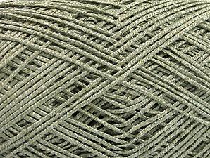 Fiber Content 60% Cotton, 28% Viscose, 10% Polyamide, Light Khaki, Brand ICE, fnt2-63558