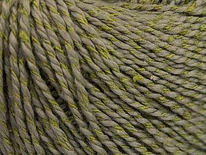 Fiber Content 68% Cotton, 32% Silk, Khaki, Brand ICE, Yarn Thickness 2 Fine  Sport, Baby, fnt2-63723