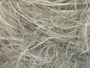 Fiber Content 100% Polyamide, White, Light Grey, Brand ICE, fnt2-63980