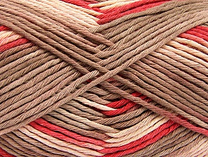 Fiber Content 100% Cotton, Salmon, Brand ICE, Cream, Camel, fnt2-64190