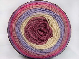Fiberinnehåll 70% Premium akryl, 30% Ull, Pink, Orchid, Lilac, Brand ICE, Yarn Thickness 3 Light  DK, Light, Worsted, fnt2-64223