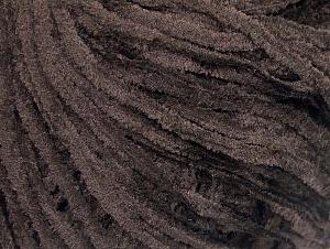 Fiber Content 100% Polyester, Brand ICE, Dark Brown, Yarn Thickness 1 SuperFine  Sock, Fingering, Baby, fnt2-64226