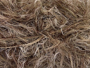 Brand ICE, Brown Shades, Yarn Thickness 6 SuperBulky  Bulky, Roving, fnt2-64240