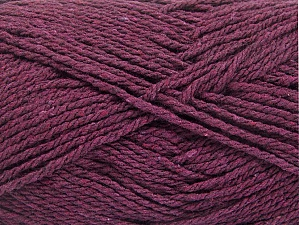 Περιεχόμενο ίνας 100% Βαμβάκι, Maroon, Brand ICE, Yarn Thickness 3 Light  DK, Light, Worsted, fnt2-64243