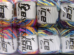 Fiber Content 100% Polyamide, Mixed Lot, Brand ICE, Yarn Thickness 3 Light  DK, Light, Worsted, fnt2-64252