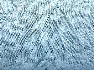 Fiber Content 100% Recycled Cotton, Light Blue, Brand ICE, fnt2-64378