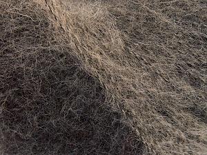 Fiber Content 8% Viscose, 5% Polyamide, 40% Acrylic, 24% Wool, 23% Alpaca, Brand Ice Yarns, Grey Shades, Brown Shades, fnt2-65106