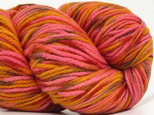 Fiber Content 90% Polyamide, 10% Cashmere, Red, Orange Shades, Brand Ice Yarns, fnt2-68723
