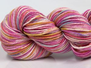 Fiber Content 90% Polyamide, 10% Cashmere, Salmon, Pink Shades, Olive Green, Brand Ice Yarns, fnt2-68726
