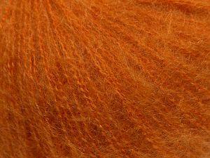 Fiber Content 47% SuperKid Mohair, 31% Superwash Extrafine Merino Wool, 22% Polyamide, Brand Ice Yarns, Gold, fnt2-69404