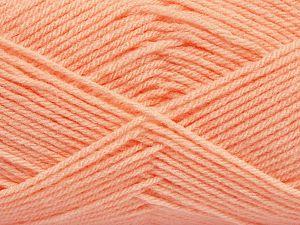 Fiber Content 100% Acrylic, Light Orange, Brand Ice Yarns, fnt2-70024