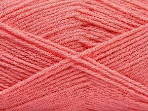 Fiber Content 100% Acrylic, Brand Ice Yarns, Dark Pink, Yarn Thickness 3 Light DK, Light, Worsted, fnt2-70033