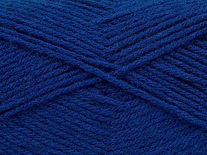 Fiber Content 100% Acrylic, Brand Ice Yarns, Dark Navy, Yarn Thickness 3 Light DK, Light, Worsted, fnt2-70043